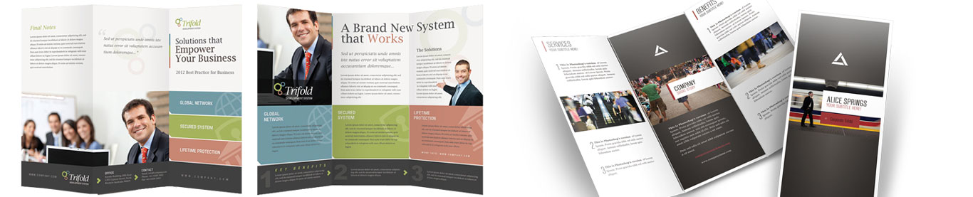 Brochure Design & Catalogue Design Services Melbourne