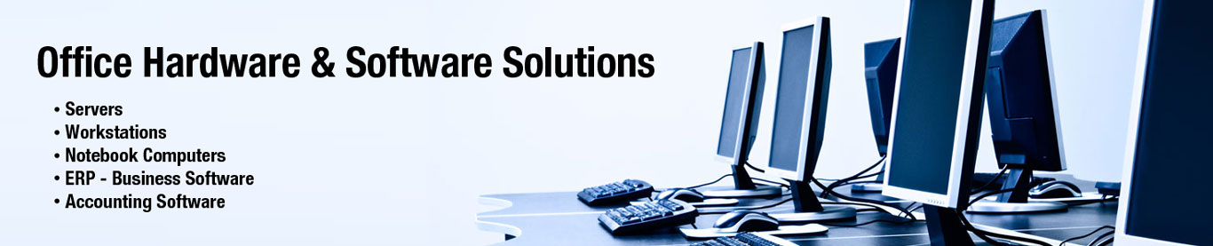 Computer Hardware & Software Solutions Provider Melbourne